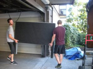 Furniture removalists Bondi